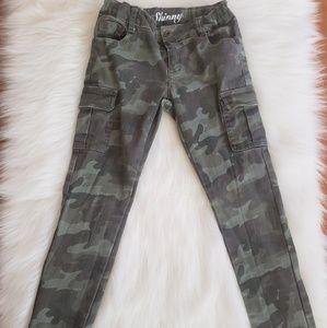 Girls Camo pants